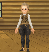 FFXII Virtual World Balthier