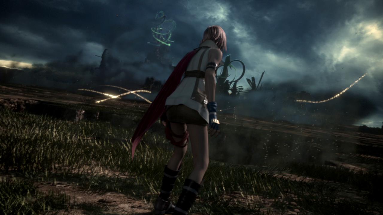Final Fantasy XIII-2 story