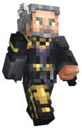 Minecraft FFXV Regis