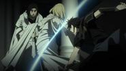 Somnus kills Aera FFXV Episode Ardyn Prologue