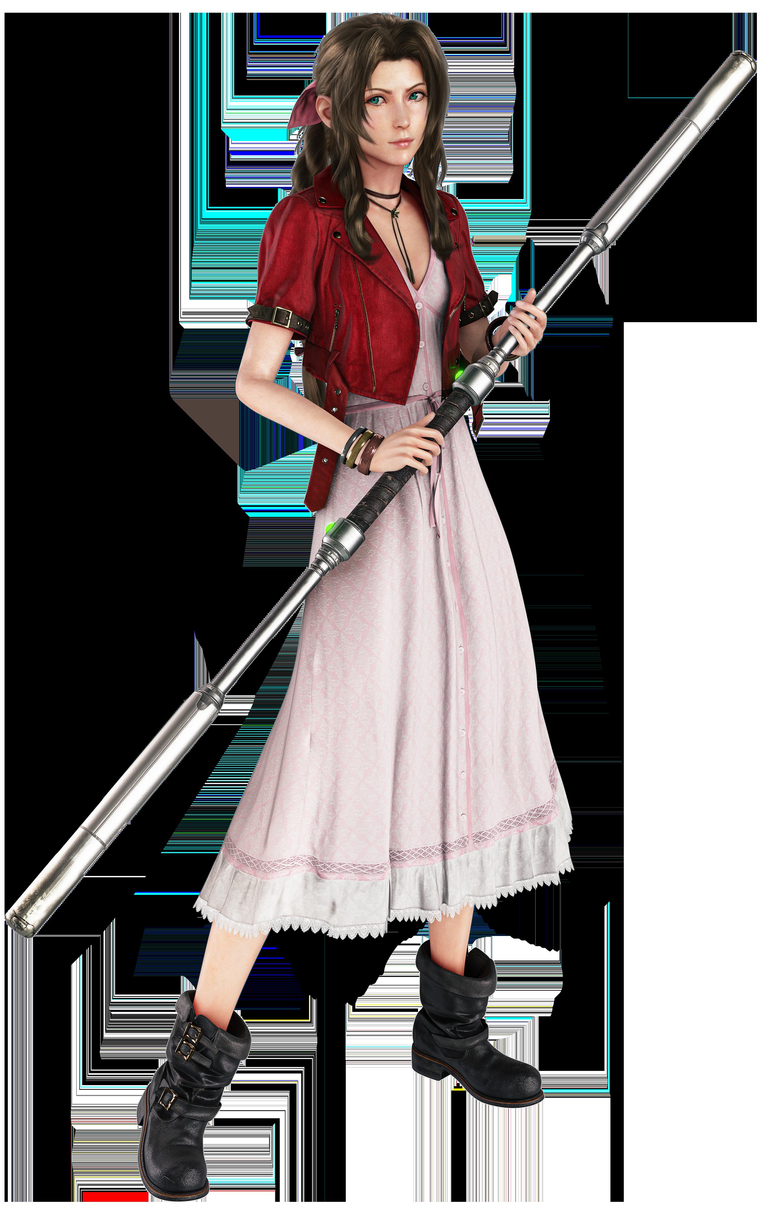 Aerith Gainsborough (VII Remake party member)