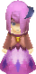Bahamut girl 2 NPC render ffiv ios