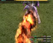 FFX Flame Ball