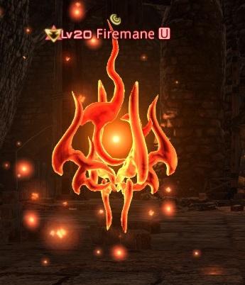 Firemane (Final Fantasy XIV)