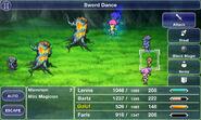 Sword Dance FFV