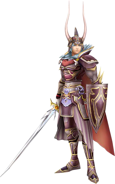 Dissidia Final Fantasy (2008) alternate outfits
