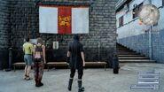 Лесталлум имперское знамя ФФ15
