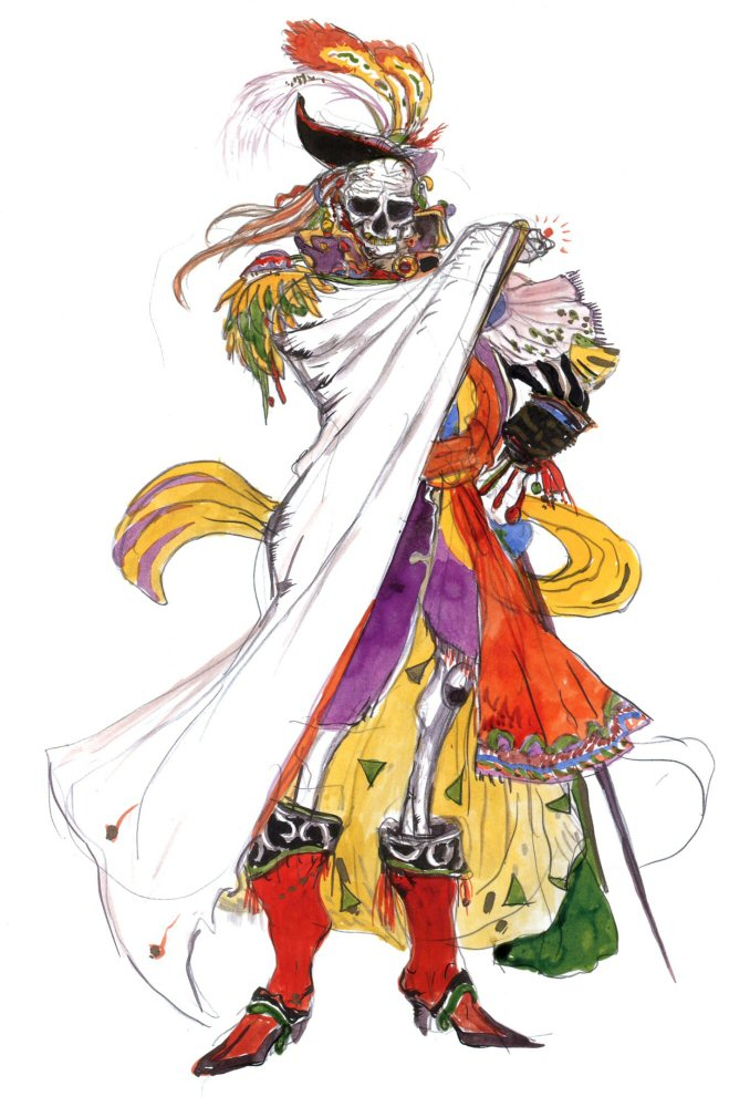 Hein (Final Fantasy III)