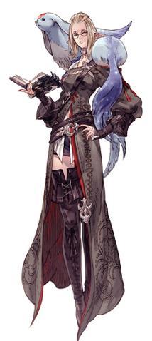 Arcaniste/Final Fantasy XIV