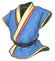 Black Belt Gi FFIII Art