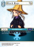 Black Mage 2-033C from FFTCG Opus