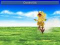 FFIVDS Chocobo Kick