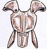 FFMQ Steel Armor Artwork