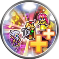 FFRK Hero's Rime Icon