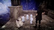 Hiso Alien children from FFXV x Terra Wars collab