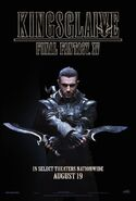 Kingsglaive US Date Poster