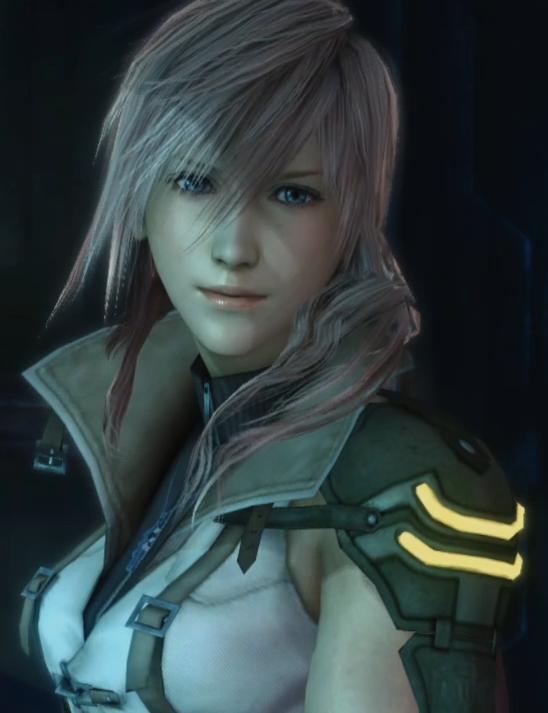 Lightning (Final Fantasy XIII)/Archive I