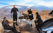 Party-Camping2-Artwork-FFXV