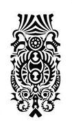 Zodiark Glyph Art