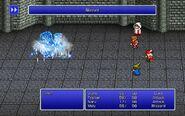 BLM using Blizzard from FFIII Pixel Remaster