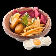 EC Mahi-Mahi Fish and Chips