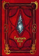 Encyclopaedia Eorzea volume 2 cover