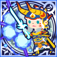 FFAB Oversoul - Warrior of Light Legend SSR+