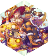 FFLTnS Pumpkin Witch Alt2