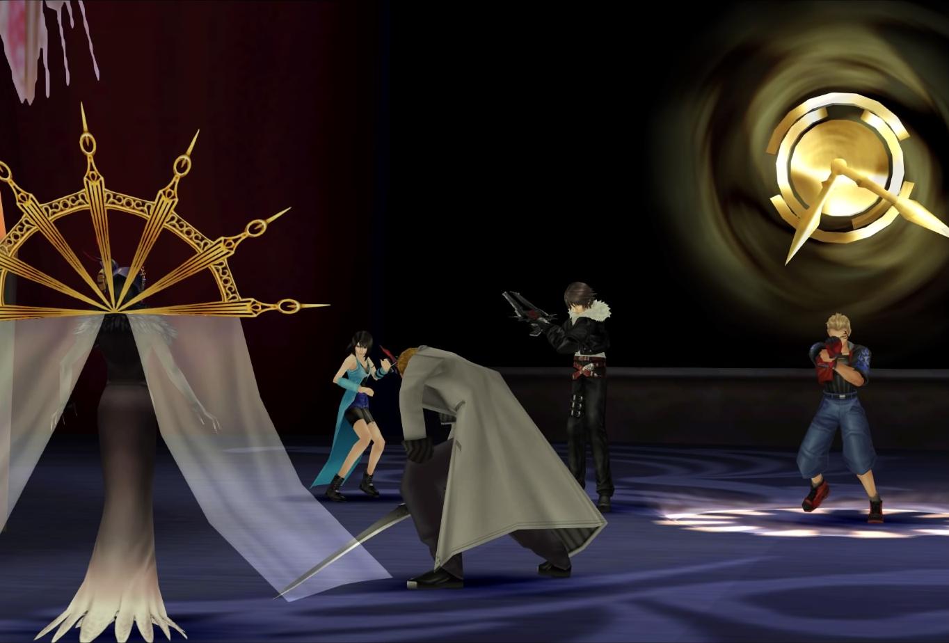 Haste (Final Fantasy VIII)