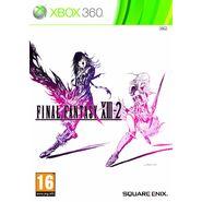 FFXIII-2 Europa Capa Xbox360