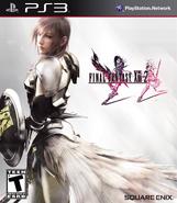 FFXIII-2 NA Boxart PS3