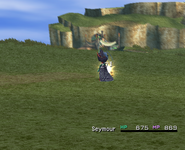 FFX Seymour Attack