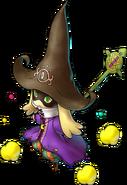 HSR Black Wizard