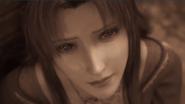 Ifalna from Final Fantasy VII Remake close up