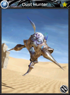 Mobius - Dust Hunter (Water) R1 Ability Card