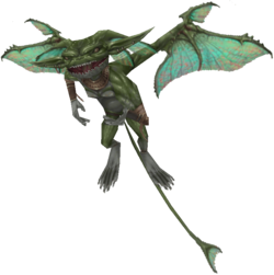 Pit Fiend in Final Fantasy XII.