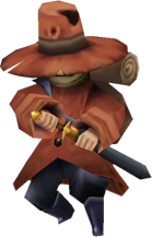 Adventurer (Bravely Default boss)