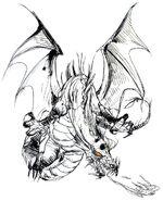 Amano Dragon FFII