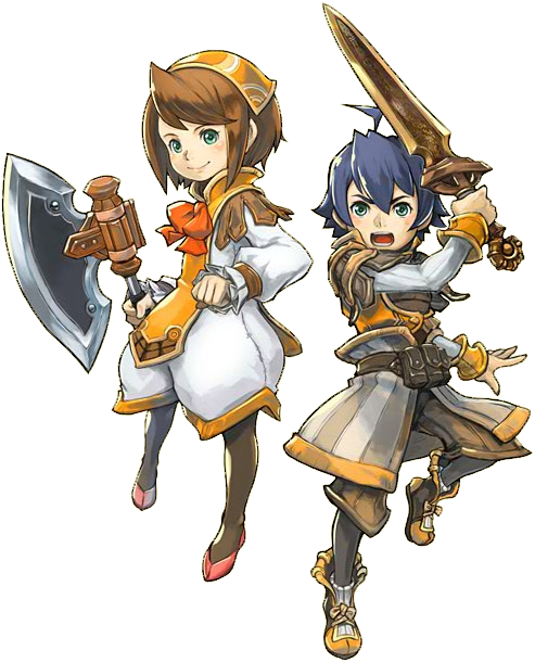Final Fantasy Crystal Chronicles: Echoes of Time characters