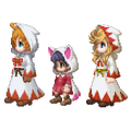 FFLII White Mage Costume