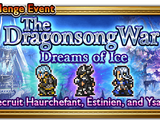 The Dragonsong War - Dreams of Ice
