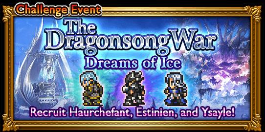 The Dragonsong War - Dreams of Ice