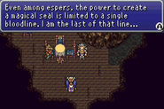 FFVI GBA Esper World Raid 7