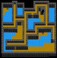 FF II NES - Mysidian Cave Third Floor