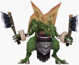 Lizard Man (Final Fantasy IX)