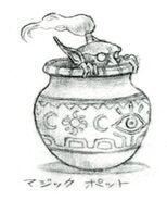 Magic Pot FFV Art