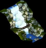 Zirekile Falls 3