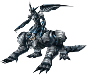 Omega Weapon in Final Fantasy VIII.