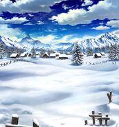 FFBE Mountaintop Village BG
