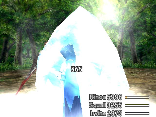 Blizzard (Final Fantasy VIII)
